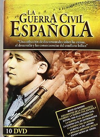 Pack La Guerra Civil Española (9 Dvd): Amazon.es: Varios: Cine y Series TV