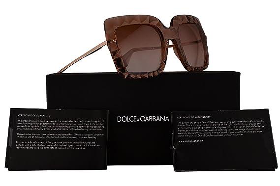 5b671f8887e Dolce   Gabbana DG6111 Sunglasses Crystal Pink w Pink Gradient Lens ...