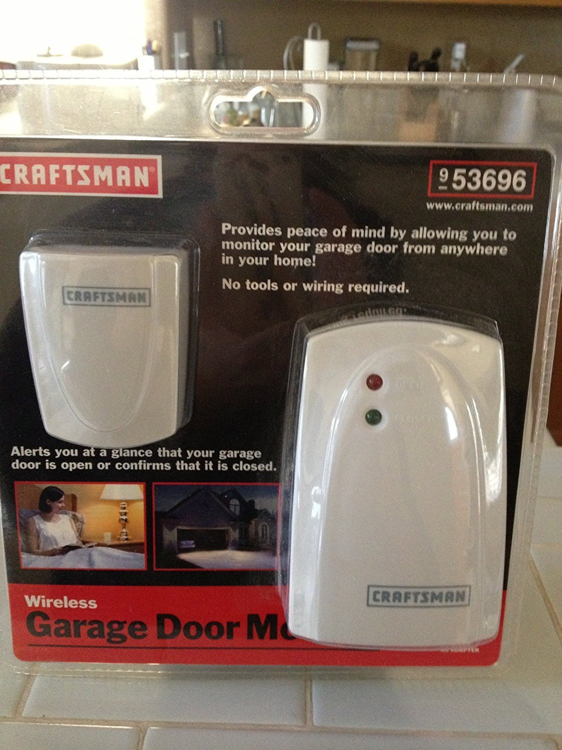 Amazon craftsman wireless garage door monitor 53696 home amazon craftsman wireless garage door monitor 53696 home improvement rubansaba
