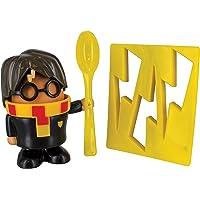 Close Up Harry Potter Eierbecher und Toastschneider, Plastik, Mehrfarbig, 6 x 20 x 14 cm, 2