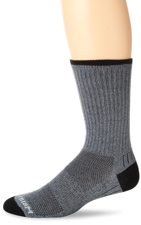 WrightSock Mens Adventure Crew Sock