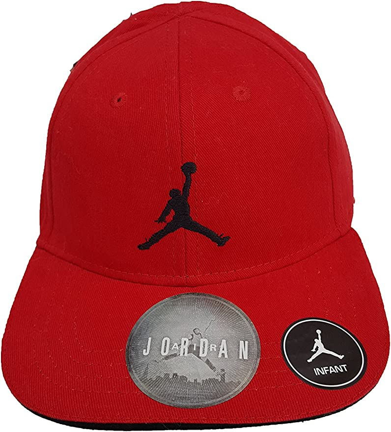 Nike Air Jordan Jumpman Infant 12/24 Meses Gorra Ajustable Cap, 12 ...