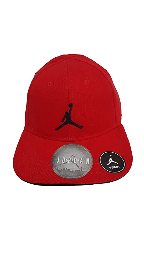 Air Jordan Jumpman Infant 12/24 Meses Gorra Ajustable Cap, 12/24m ...