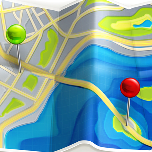 Maps for Kindle Fire Free (Mapquest Gps App)