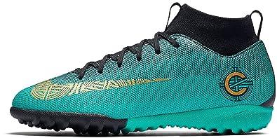 19a1a7e79cb Nike Jr MercurialX Superfly 6 Academy GS CR7 TF (Clear Jade) (1Y ...