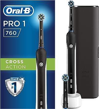 Reise-Etui schwarz Braun Oral-B Pro 2 2500 Elektrische Zahnbürste