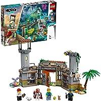 LEGO® Hidden Side Newbury verlaten gevangenis 70435 spookspeelgoed, unieke speelervaring met augmented reality voor kinderen (400 onderdelen)