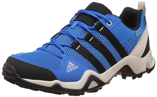 Nj333822P Adidas AX2 Blue Kids Walking Shoes