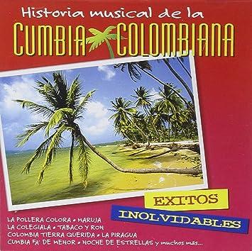 Historia de la Cumbia Colombia: Various : Amazon.es: Música