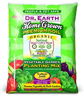 Dr. Earth Home Grown Vegetable Garden Planting Mix 1.5 Cu Ft