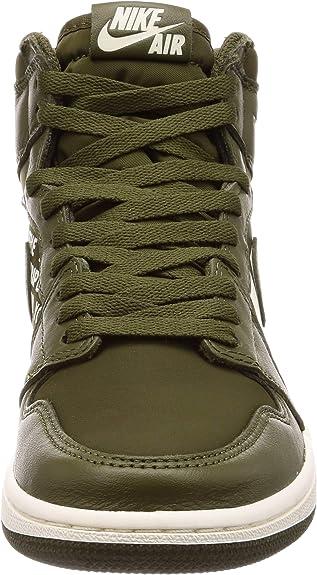 AIR Jordan 1 Retro High OG 'Olive Canvas' 555088 300