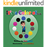 It's a Color of.... Let's learn the names of the colors in a different way: colors; games about colors; colors book for toddlers; colors for toddlers; color hidden picture books for children