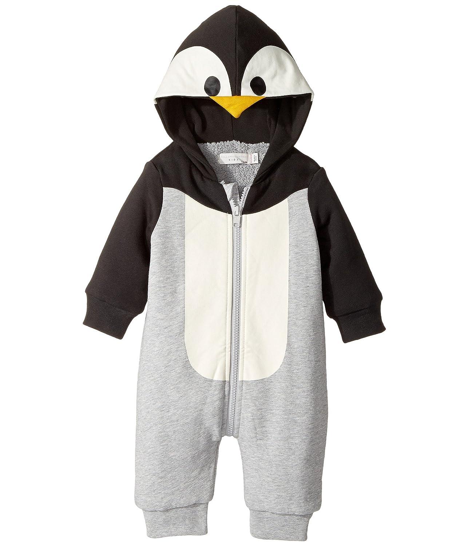 当社の [ステラマッカートニー] (Infant) Stella グレー McCartney Kids ガールズ ワンピース Bowden Penguin Fleece Lined All-In-One (Infant) ワンピース [並行輸入品] 6 Months グレー B075JJ7LLM, 山口村:76da646e --- a0267596.xsph.ru