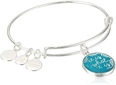 Alex and Ani Words are Powerful Bangle Bracelet KKzopjs