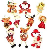 Adornos decoración colgante muñecos para árbol de Navidad