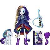My Little Pony Equestria Girls Puppe und Pony Set - Rarity [UK Import]