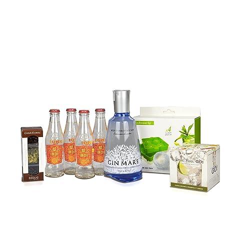Gin Mare Premium Kit: Amazon.es: Alimentación y bebidas