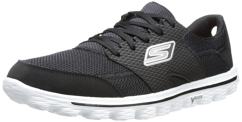 Skechers Men's Athletic Sandals Black Size: 6.5 UK: Amazon.co.uk: Shoes &  Bags