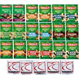 Emerald Nuts 100 Calorie Packs Variety Sampler Pack of 18 bags, 9 Flavors
