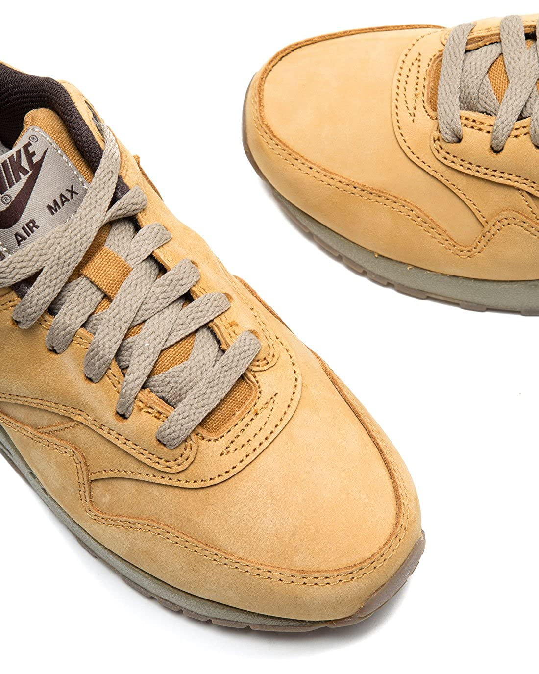 brand new 75115 4fa64 Nike Air Max 1 Leather Premium Junior Trainer  Amazon.co.uk  Shoes   Bags