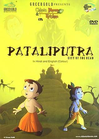 chhota bheem & krishna pataliputra- city of the dead full movie