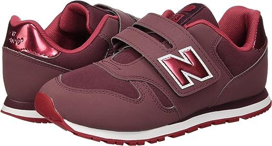 New Balance 373v1, Zapatillas Unisex niños, Rosa (Dark Pink/Red ...