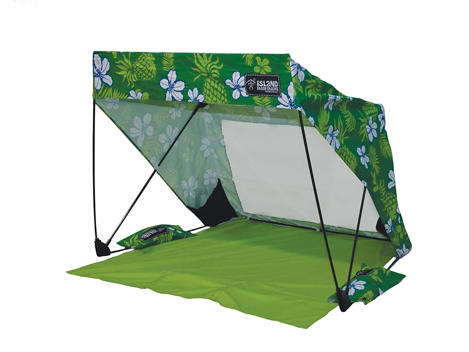 Amazon.com  Kelsyus Tropical Island Shade Shack  C&ing And Hiking Equipment  Sports u0026 Outdoors  sc 1 st  Amazon.com & Amazon.com : Kelsyus Tropical Island Shade Shack : Camping And ...