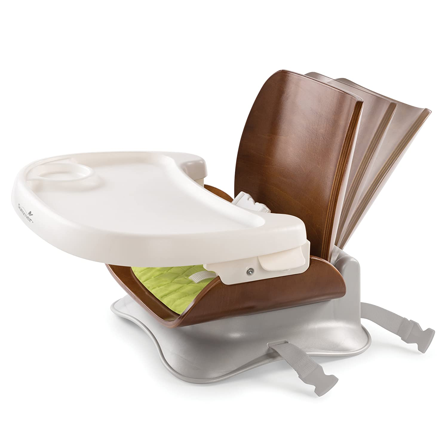 summer infant bentwood booster seat baby