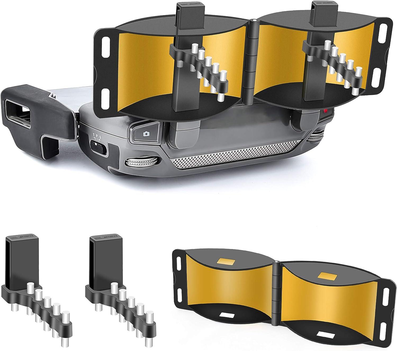 STARTRC Extensor de Rango de Amplificador para dji Mavic Mini / Mavic 2 / Pro / Spark / Mavic Air Drone, (2-en-1) Yagide señal de Antena + Plegable ...