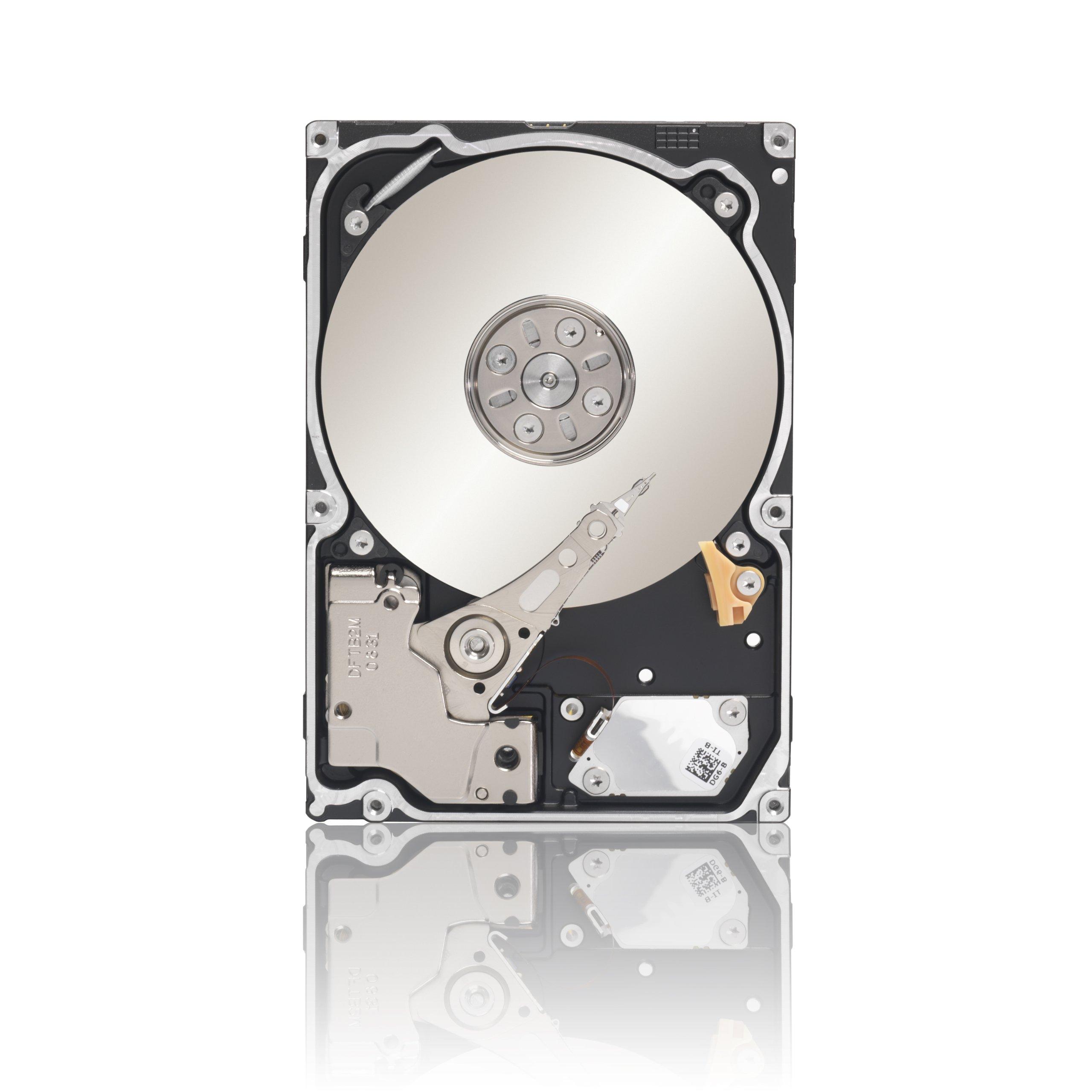 Seagate 2TB Enterprise Capacity HDD SATA 6Gb/s 128MB Cache 3.5-Inch Internal Bare Drive (ST2000NM0033) by Seagate