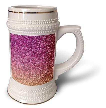 e13f854388e6f Amazon.com | 3dRose Anne Marie Baugh - Glitter and Bling - Purple ...