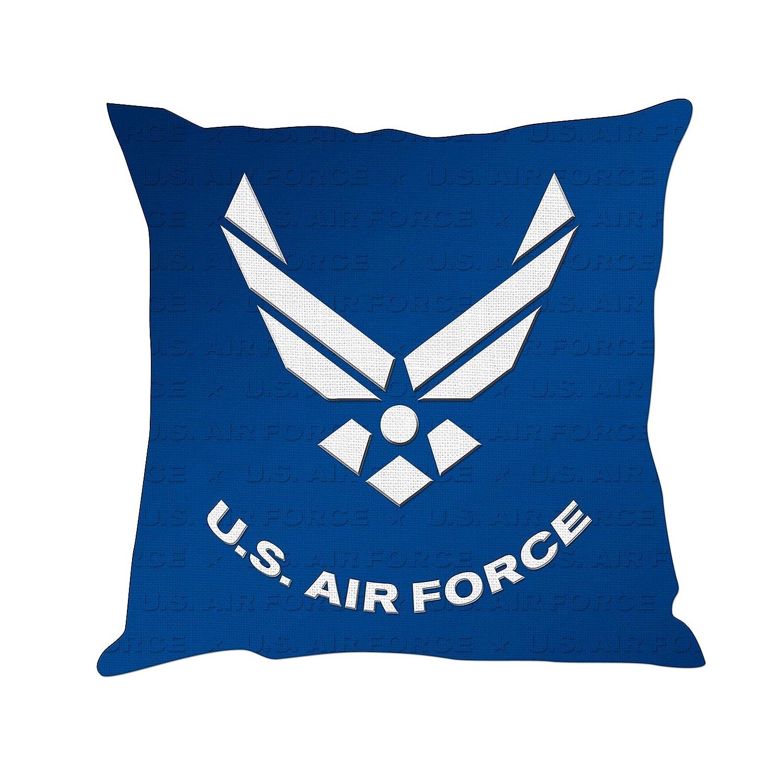 Amazon.com: Fundas de almohada con diseño de la bandera del ...