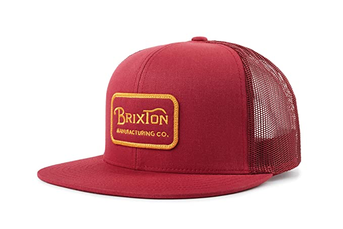 BRIXTON Unisex Headwear Grade Mesh Cap, Unisex Adulto, 00232 ...