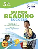 5th Grade Jumbo Reading Success Workbook: 3 Books in 1-- Vocabulary Success, Reading Comprehension Success, Writing Success; Activities, Exercises & ... Ahead (Sylvan Language Arts Jumbo Workbooks)