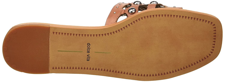 Dolce Vita B07B9HHPZF Women's Celita Slide Sandal B07B9HHPZF Vita 6.5 B(M) US|Mocha Leather 5518a7