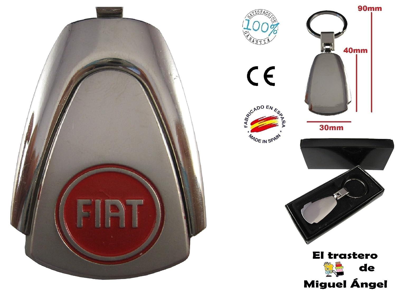 Llavero de coche Fiat