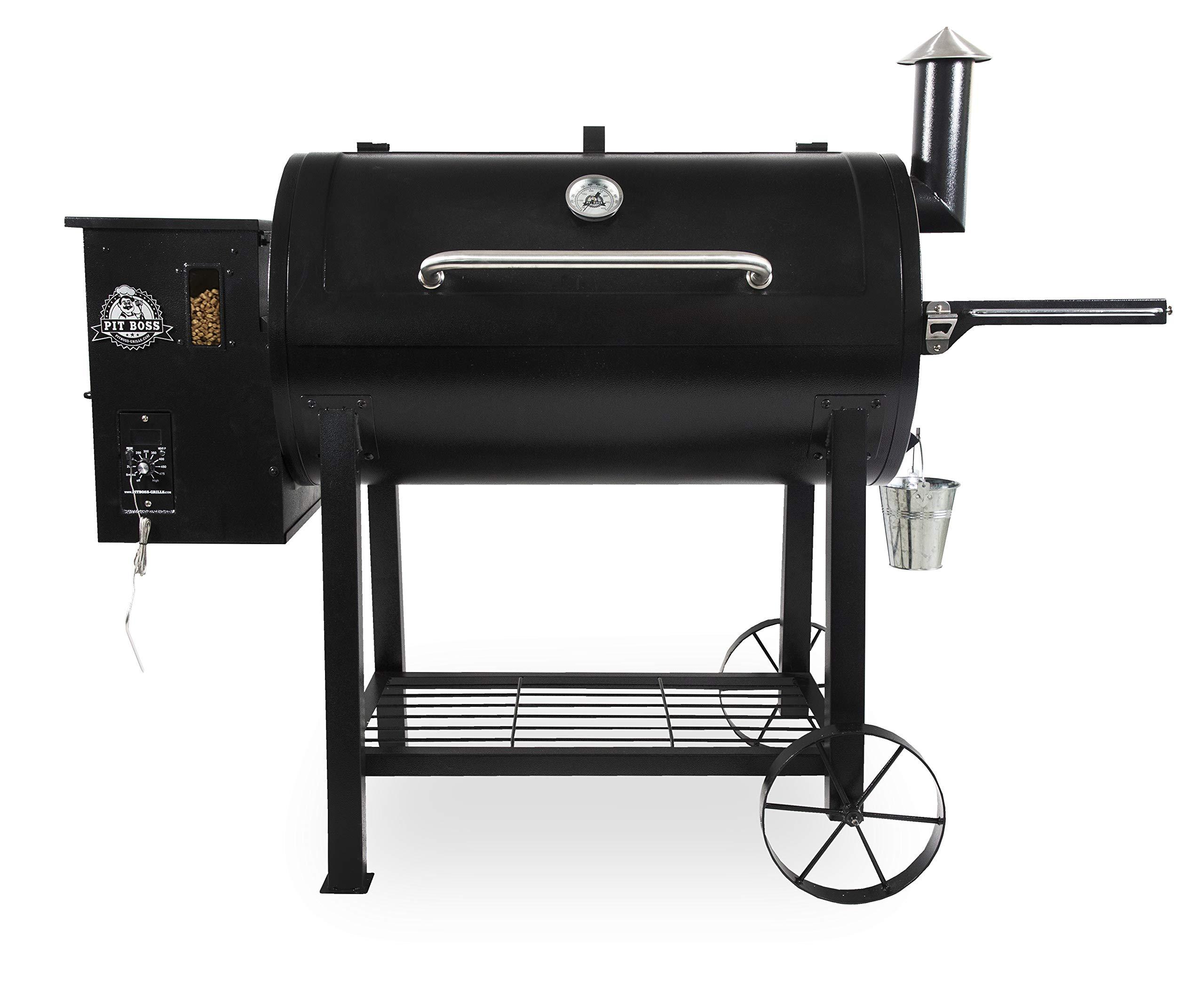Pit Boss Grills Pit Boss PB1000T1 BBQ, Pellet, Outdoor Grill, Smoker, electr, Black