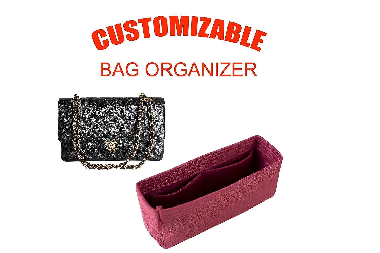 0efcf715f258 Amazon.com  For Chanel 2.55 Handbag-Large 227 bag insert organizer  Handmade