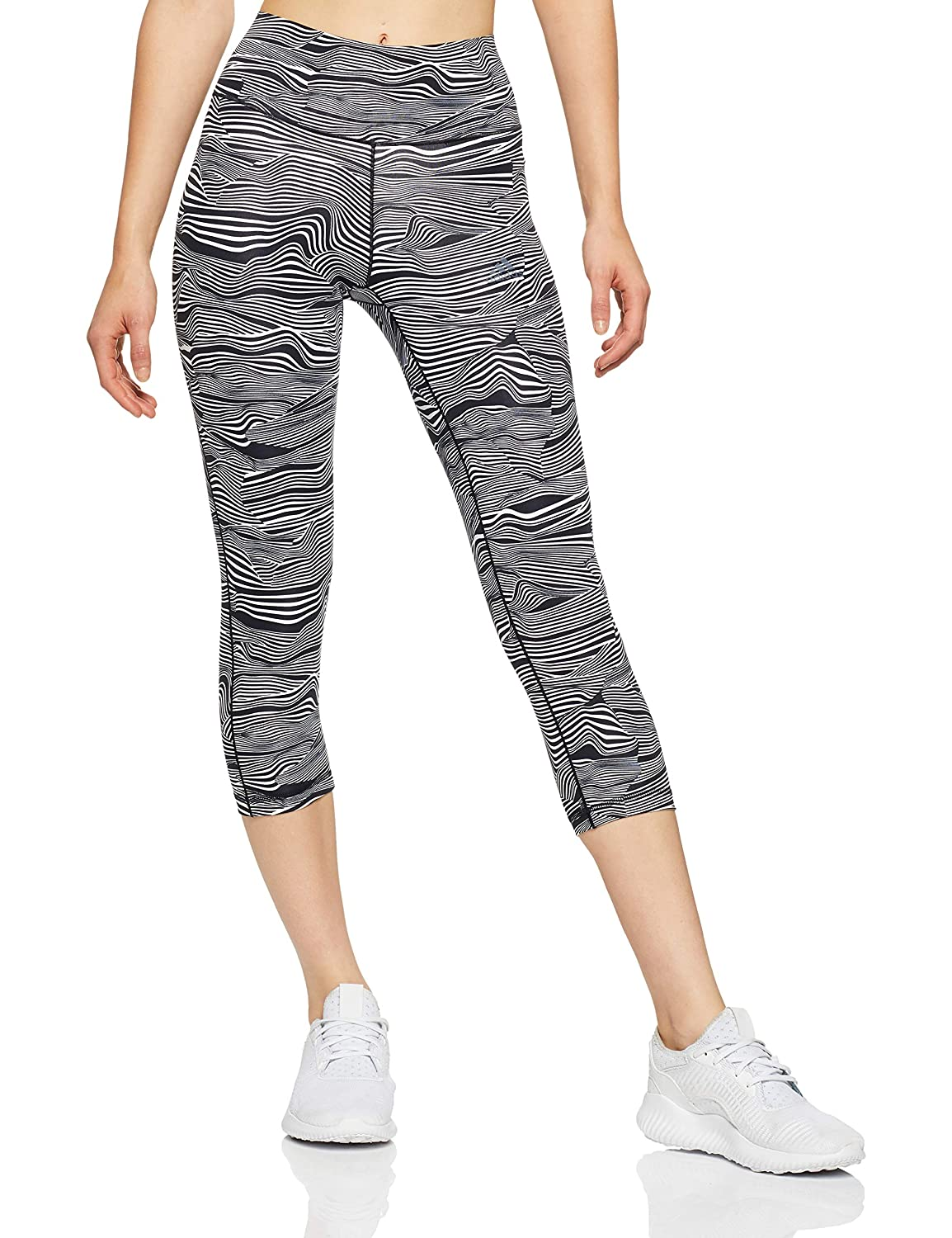 35ca1e4a2200 adidas Women s Ultimate Fit AOP Tights 3 4