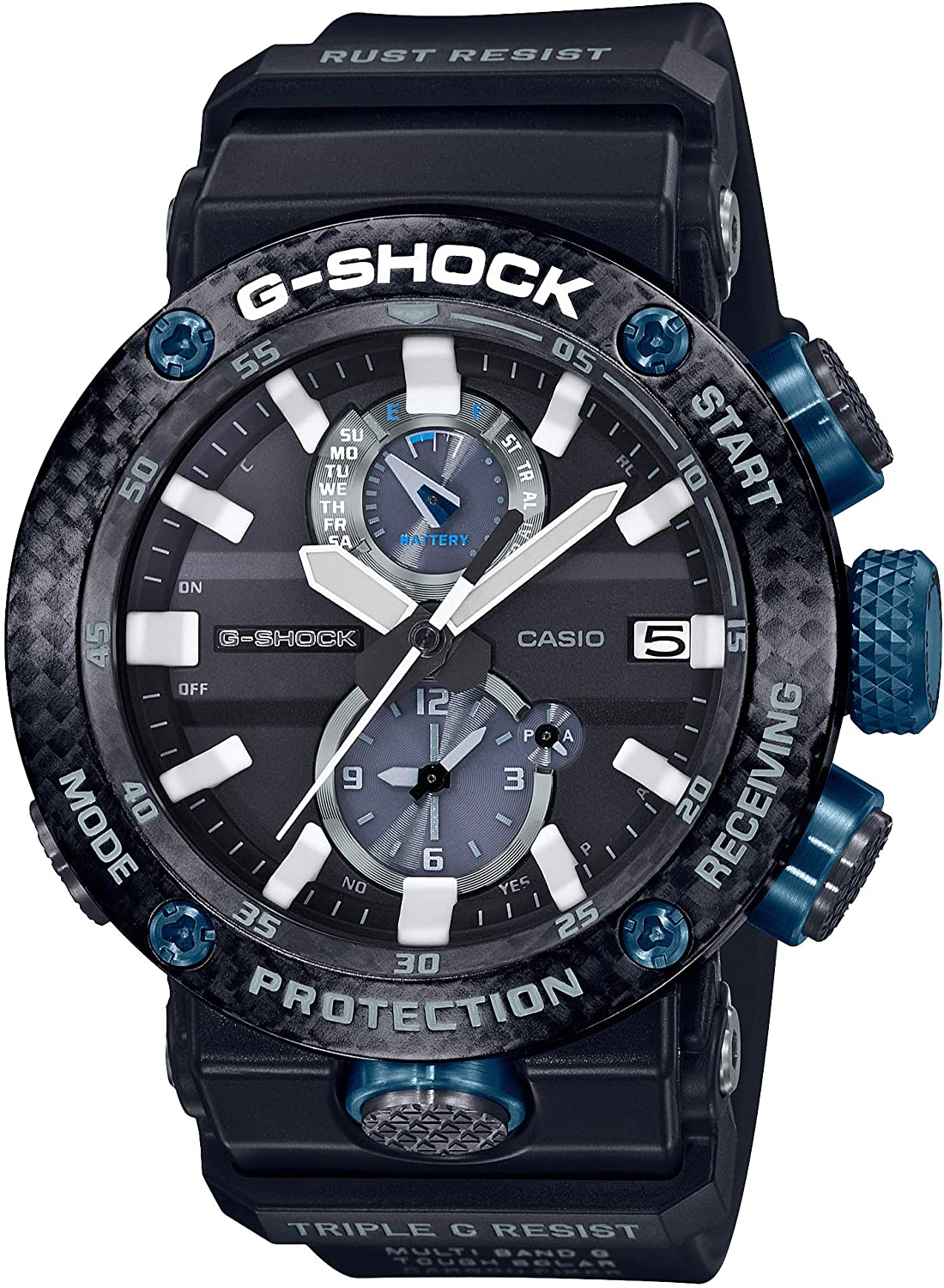 Casio G-Shock GWR-B1000-1A1JF GRAVITYMASTER Radio Solar Bluetooth Carbon Core Guard Watch Japan Domestic Genuine Products