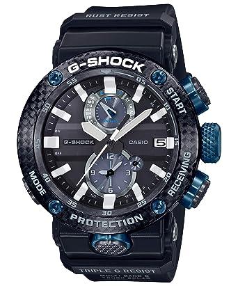 info for ec5a1 23bdd [カシオ]CASIO 腕時計 G-SHOCK ジーショック Bluetooth 搭載 電波ソーラー カーボンコアガード構造  GWR-B1000-1A1JF メンズ