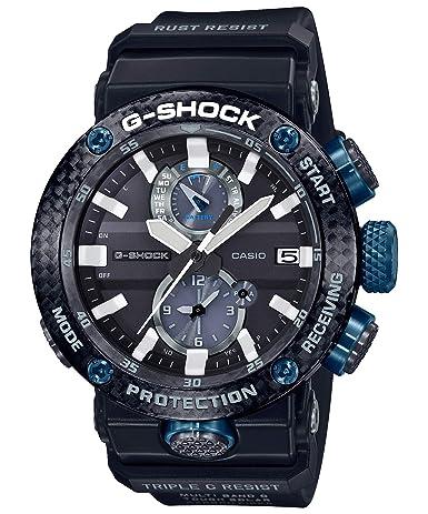 ee35947480479b Amazon.com: Casio G-Shock GWR-B1000-1A1JF GRAVITYMASTER Radio Solar  Bluetooth Carbon Core Guard Watch (Japan Domestic Genuine Products): Watches
