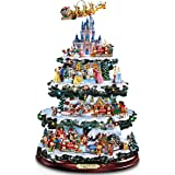 bradford exchange the disney tabletop christmas tree the wonderful world of disney - Disney Christmas Tree Topper