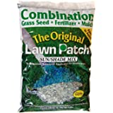 Amturf 34332 Sun/Shade Lawn Patch 5-Pound Bag