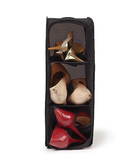 754889890c05 Amazon.com  Hidden Assets Unique Pop-up 3 Cell Shoe Bin Shoe ...