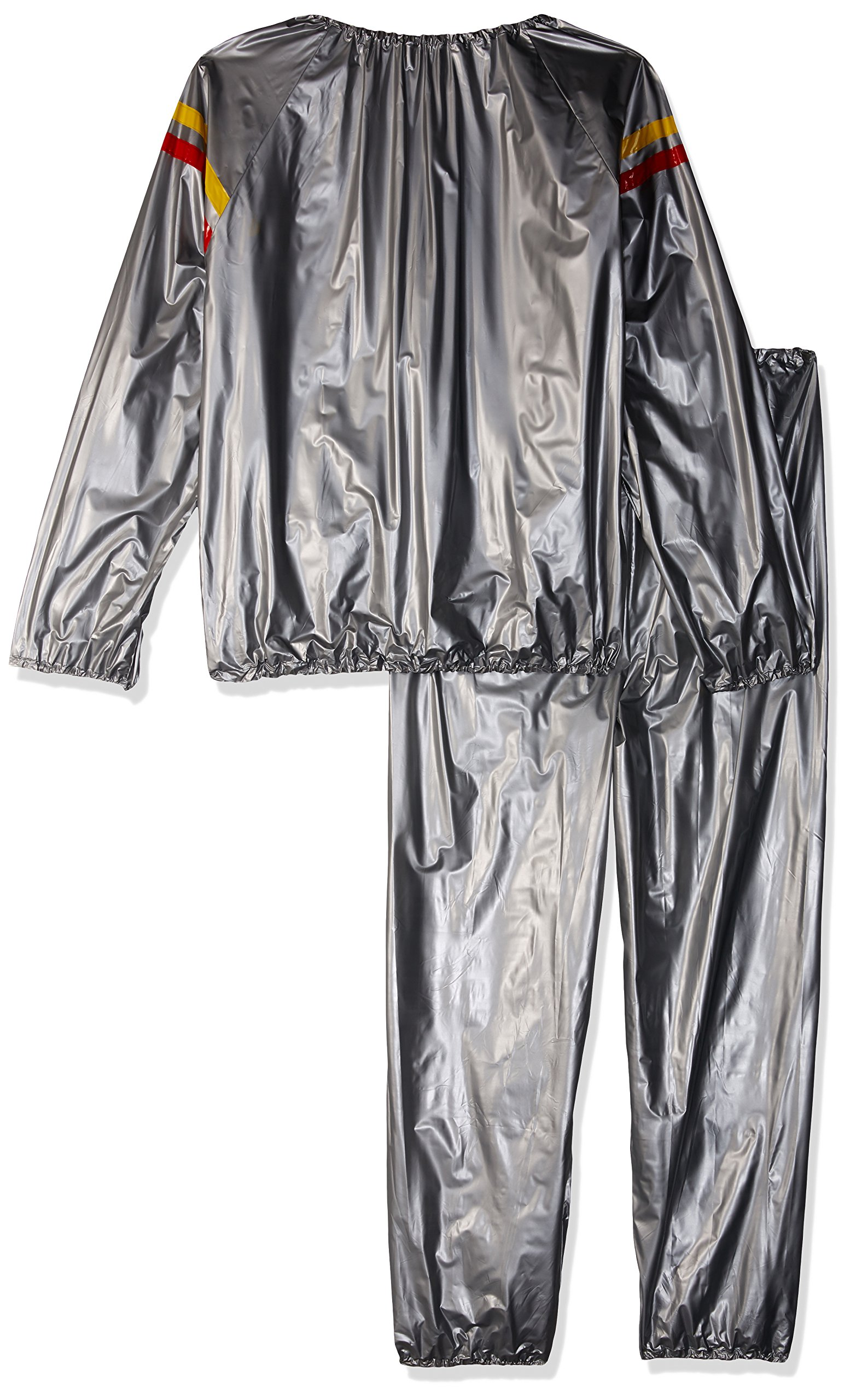 PU Health Pure Acoustics Weight Loss Sauna Suit Keeps Muscles Warm