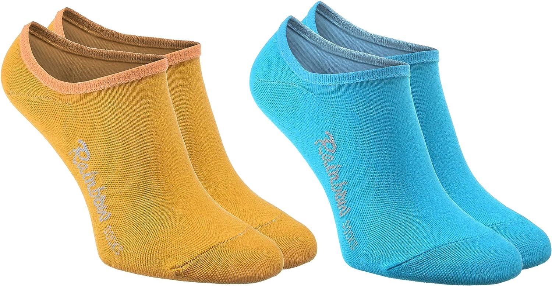 Rainbow Socks Colorato Calzini Invisibili Calze Invisibili Corti Donna Uomo