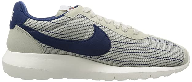 Nike W Roshe Ld-1000, Chaussures Femme, Gris Claro/Azul, 41 EU