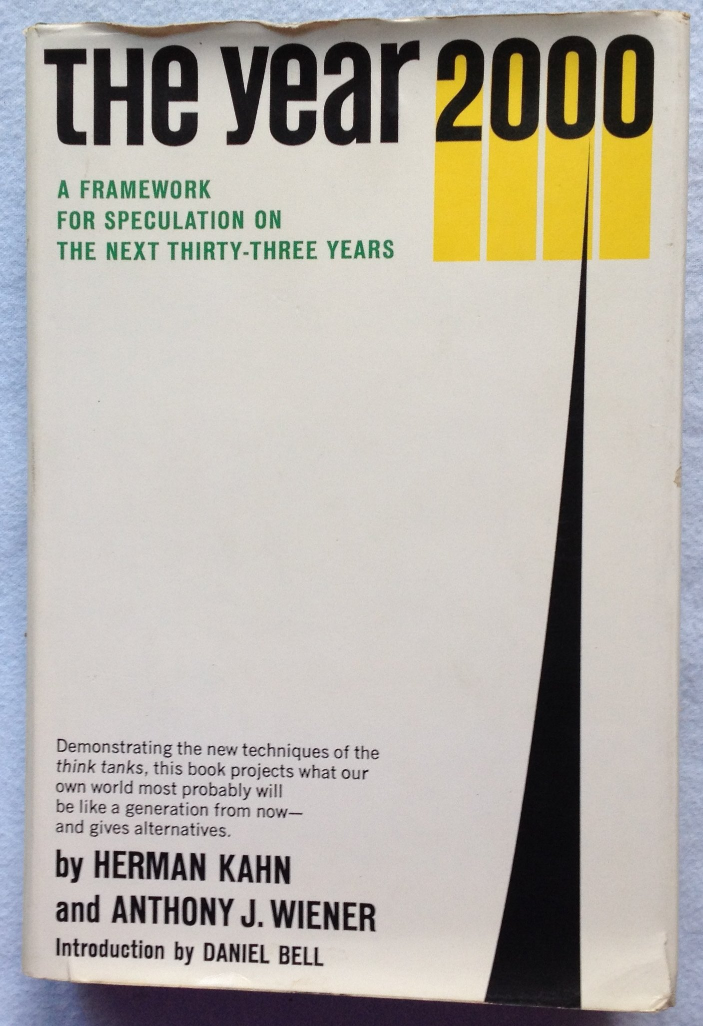 Year Two Thousand: Kahn Herman, Anthony J. Wiener: 9780025604407 ...