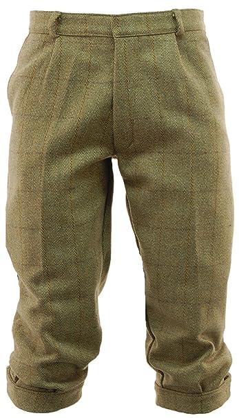 Pantalones de caza ligeros en tejido tweed para hombre, color Light Sage, tamaño 34W x Regular: Amazon.es: Ropa y accesorios